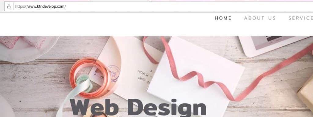 ดูแลเว็บไซต์ รับทำเว็บไซต์ รับออกแบบเว็บไซต์ ปรับปรุงเว็บไซต์