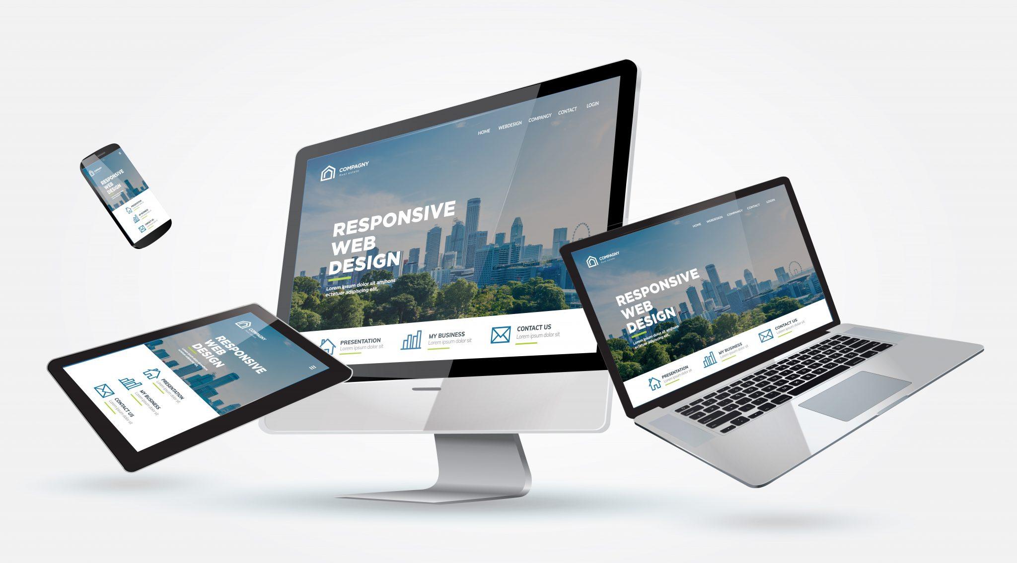 ออกแบบเว็บไซต์ รับออกแบบเว็บไซต์