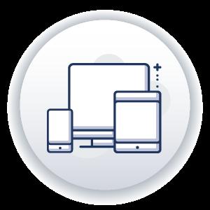 ออกแบบเว็บไซต์รองรับทุกอุปกรณ์ ออกแบบเว็บไซต์ราคา